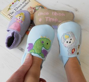 Story Telling Shoes - clothing