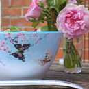 Melamine Butterfly Salad Bowl