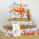 Quirky Christmas Gift Wrap