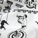 'Circus' Tea Towel