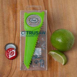 Citrusaw Bottle Opener And Lemon / Lime Slicer - kitchen