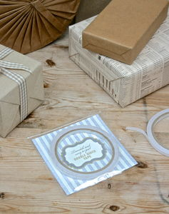 Tearable Double Sided Tape - cards & wrap