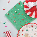 Christmas 'Be Jolly' Paper Napkins