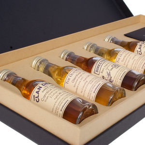 Old And Rare Scotch Whisky Set - 100 less ordinary gift ideas