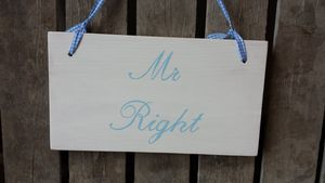 Mr And Mrs Wedding Sign - outdoor decorations