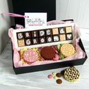 Personalised Wedding Gift Box Of Chocolates