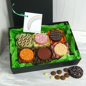 Personalised Gift Box Of 'Tasting' Chocolates