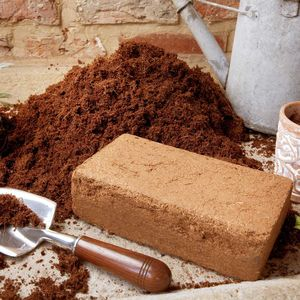 Fair Trade Coir Compost Block