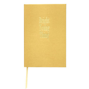 Bright Young Thing Pocket Notebook - notebooks & journals