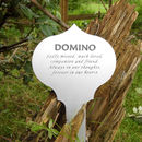Personalised Tree Plaque Or Garden Marker