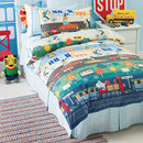 Out N About Boys Duvet Cover