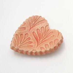 Heart Shaped Decorative Mini Dish - bowls