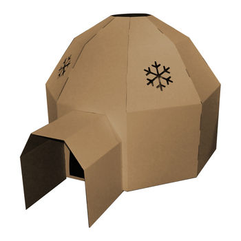 Kid Eco Igloo Brown