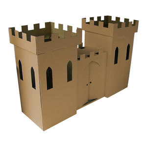 Kid Eco Castle Brown