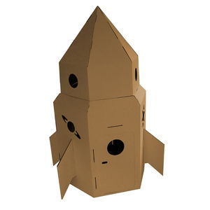 Kid Eco Rocket Brown - tents, dens & teepees