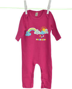 Babies Rainbow Onesie And Sleepsuit