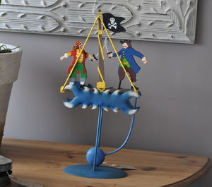 Balance Toy Swashbuckling Pirates