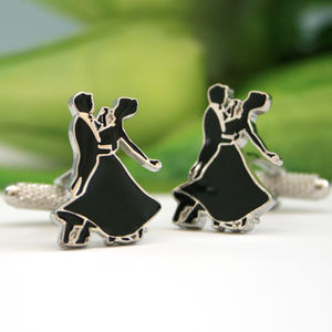 Ballroom Dancing Cufflinks - men's accessories