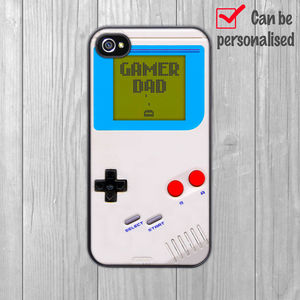 Retro Game Console iPhone Case Personalised - women's accessories