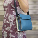 Small Bag The Flora Compact Shoulder Pouch