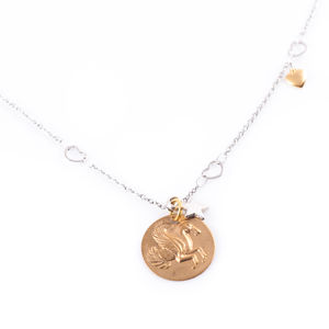 Pegasus Necklace - necklaces & pendants