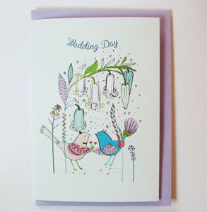 'Wedding Day' Card