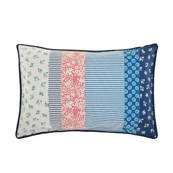 Seasalt Cornish Flower Fields Standard Pillowcase