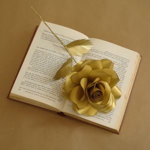 Golden Wedding Anniversary Rose