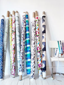 Imogen Heath Fabric Samples - throws, blankets & fabric