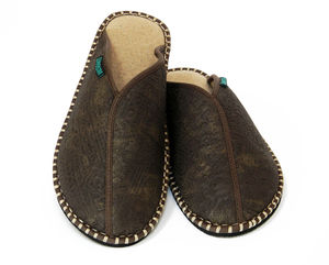 Aztec Slippers - shoes & boots
