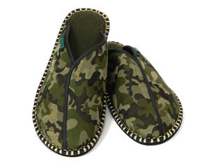 Combat Slippers - more
