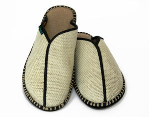 Flax Slippers - men's fashion