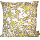 Meadow Lime Cushion Cover