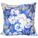 Rosa Blue Cushion Cover