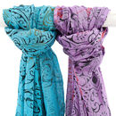Peace, Love And Harmony Scarf