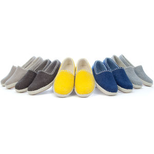 Woolsies Handmade Breathable Loafer Slippers - shoes & boots