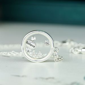 Silver Window Necklace - necklaces & pendants