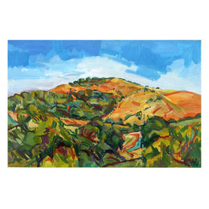 Melbury Hill One Print - contemporary art