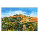 Melbury Hill One Print