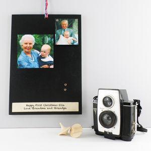 Personalised Magnetic Noticeboard