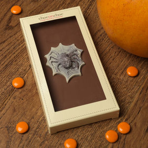 Halloween Chocolate Spider - sweet treats