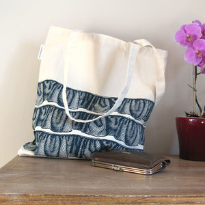 Frill Embellished Bag - eco-conscious