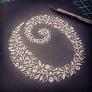 Personalised Letter Papercut