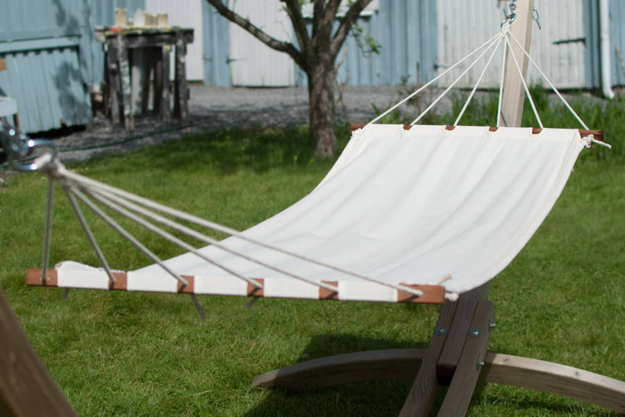 Bora Single Spreader Bar Hammock