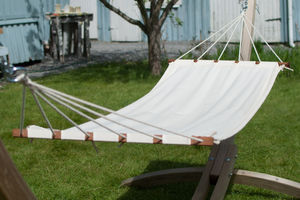 Bora Bora Single Spreader Bar Hammock - garden furniture