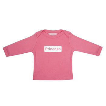 Princess Baby T Shirt
