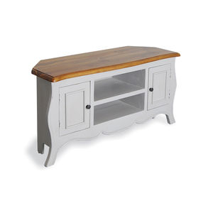 Claudette Corner Tv Unit