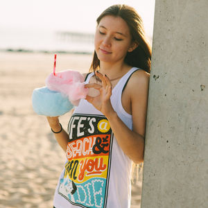 Life's A Beach – Womens Vest - women's fashion