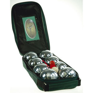 Delux Steel Petanque Boules Set - traditional toys