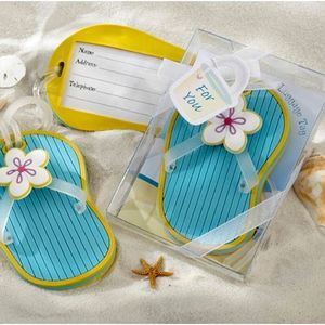 'Flip-Flop' Luggage Tag